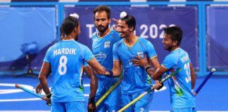indian hockey team win in tokyo olympic