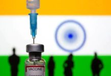 vaccination of 50 crore people completed in india