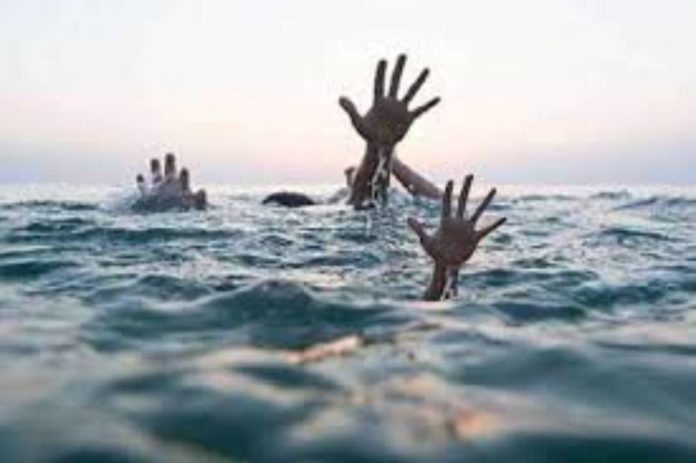 Children drowned in Gwalior Bhind pond