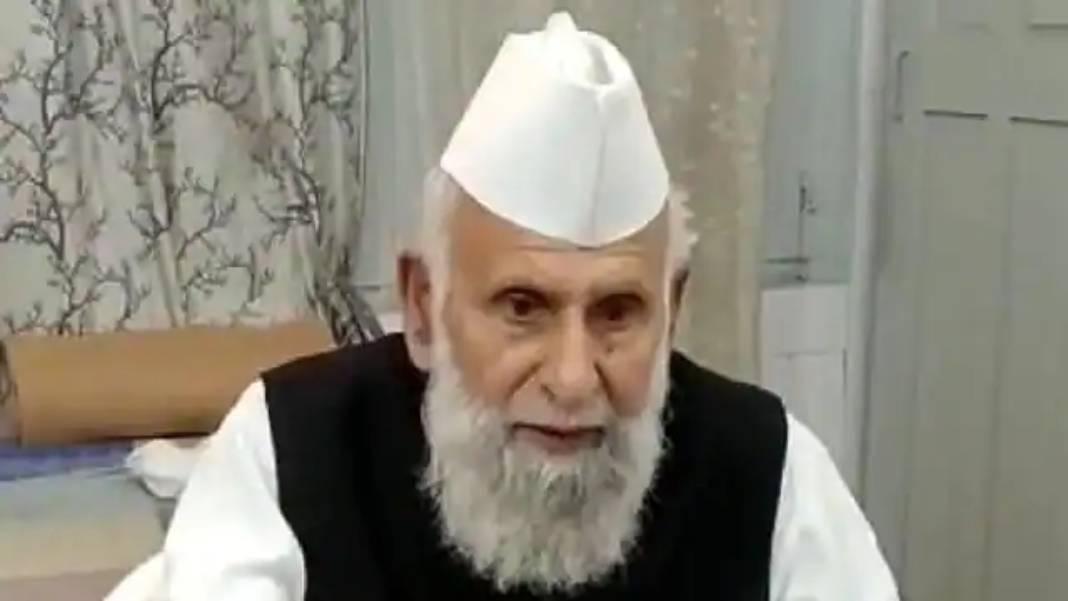 Samajwadi Party MP Shafiqur Rahman